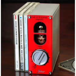HYBRID VACUUM TUBE AMPLIFIER KIT TU-H80