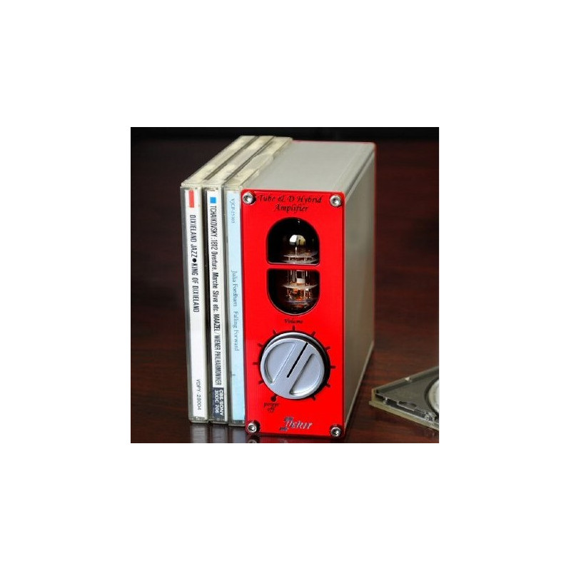 HYBRID VACUUM TUBE AMPLIFIER KIT TU-H80