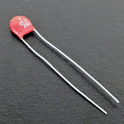 CERAMIC CAP 500V 0.01UF 4PCS