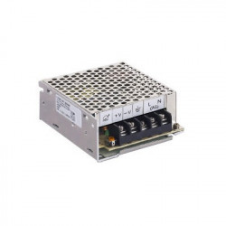 POWER SUPPLY, SWITCHING, 24V, 2A, S-50-24