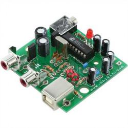USB STEREO AUDIO AMPLIFIER
