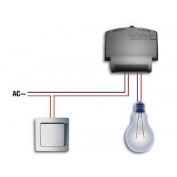TIMER RELAY MODULE 110-230VAC 500W