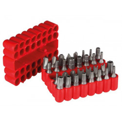 TOOL, 33 PCS SECURITY BIT SET