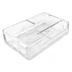 ABS ENCLOSURE FOR RASPBERRY PI 1593HAMPI2CLR