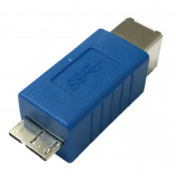 ADAPTER, USB3.0, MICRO B TO B, M/F