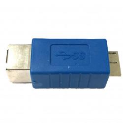 ADAPTER, USB3.0, MICRO B TO B, M/F