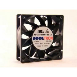 FAN COOLTRON 120MMx120MMx38MM 48VDC 1.30A BALL BEAR