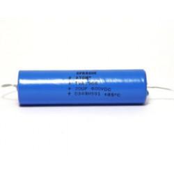 ELECTROLYTIC CAP 600V 20UF SPRAGUE ATOM