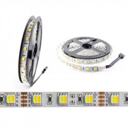LED STRIP, 5050, 12V WHITE / WARM WARM
