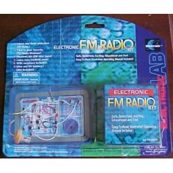 ELECTRONIC FM RADIO KIT