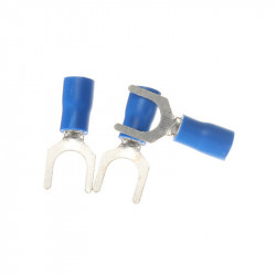SPADE CONNECTOR BLUE SV2-6L 10PCS