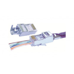 EZ RJ45 CAT5E CONNECTORS 50/BAG