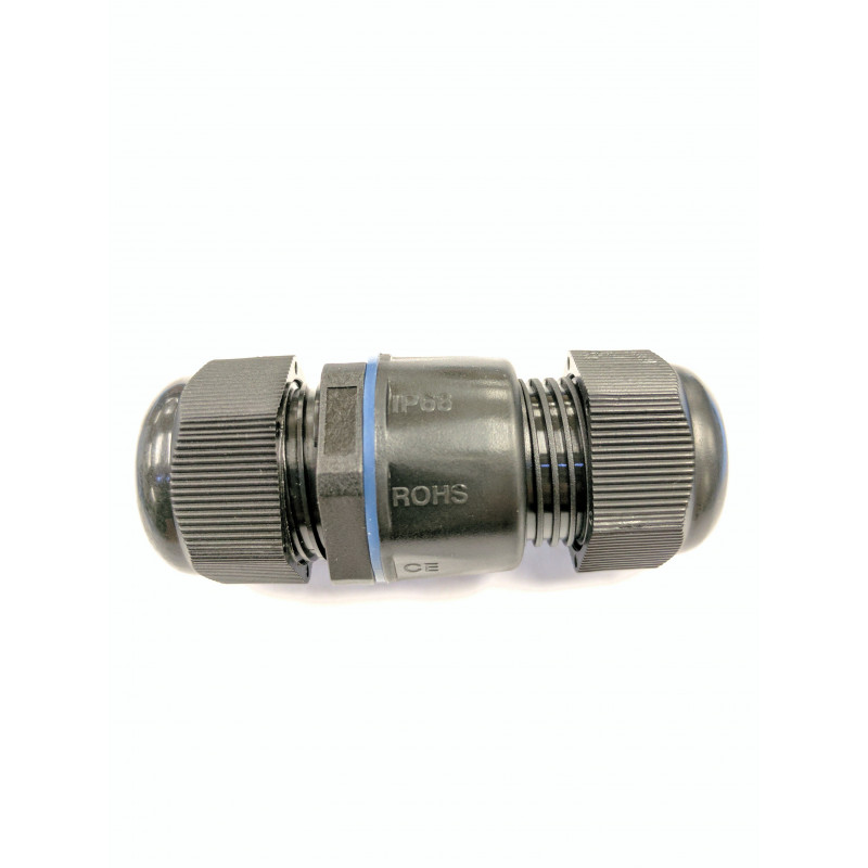 INLINE 1 TO 2 WATERPROOF CABLE GLAND M25X1.5