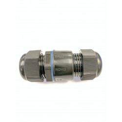 INLINE 1 TO 3 WATERPROOF CABLE GLAND M25X1.5