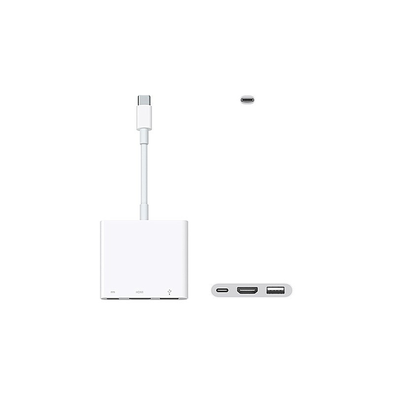 USB C TO HDMI / USB 3.0 / USB C ADAPTER