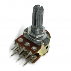 POTENTIOMETER 10KX2(B)