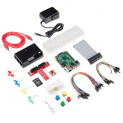 RASPBERRY PI 3 STARTER KIT PI INCLUDED