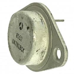 IC, REGULATOR, UA7818CK, TO-3