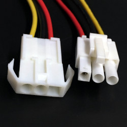 INTER CONNECTOR 3-PIN 4.5MM