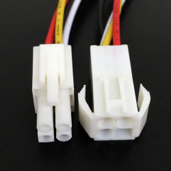 INTER CONNECTOR 4-PIN 4.5MM