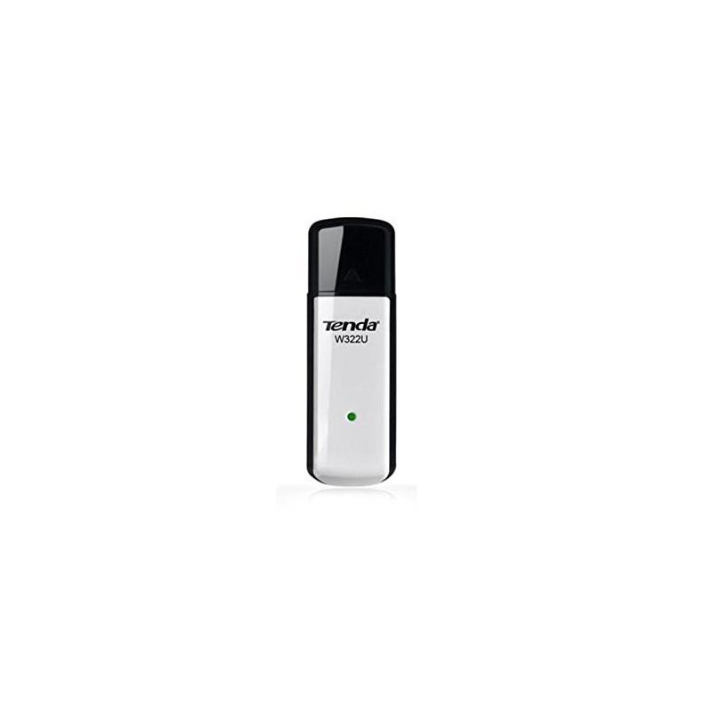 TENDA W322U 300Mbps WIRELESS N USB ADAPTER