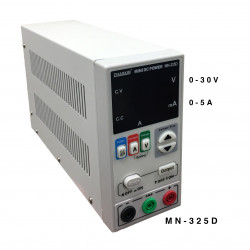 MINI SWITCH DIGITAL CONTROL DC POWER SUPPLY 32V 5A MN325D