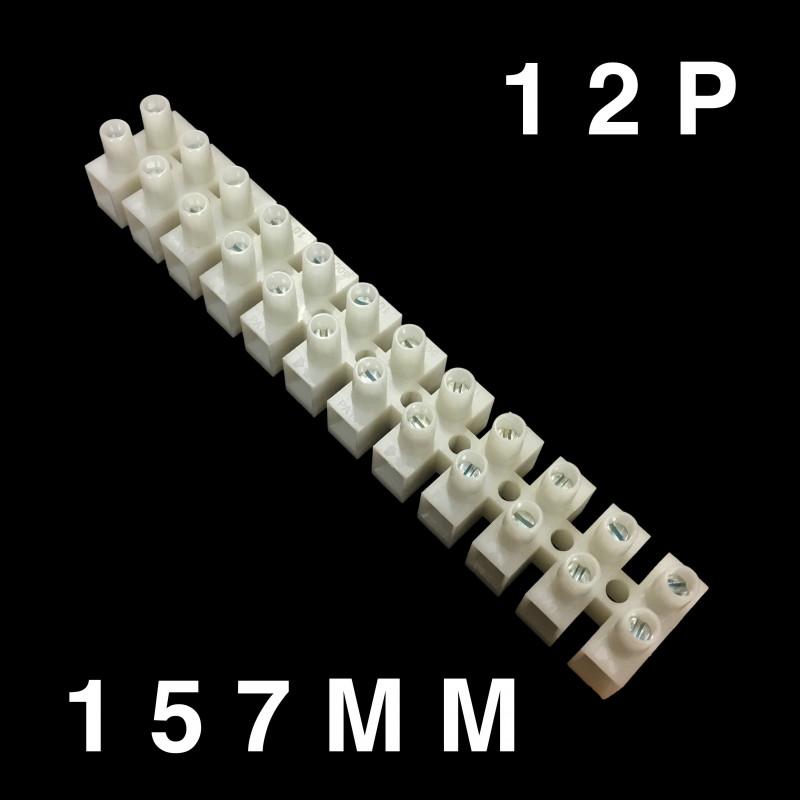 TERMINAL STRIP 12 PIN 50A PA14DS