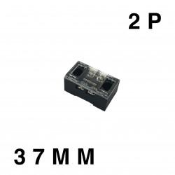 TERMINAL BLOCK 2 POSITION 15A 600V TB-1502