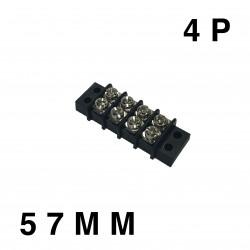 BARRIER TERMINAL BLOCK 4 POS KF49-2X4P
