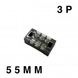 TERMINAL 3 POSITION 25A 600V TB-2503