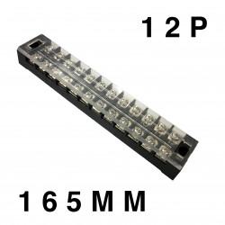 TERMINAL 12 POSITION 25A 600V TB-2512
