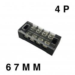 TERMINAL 4 POSITION 600V25A TB-2504