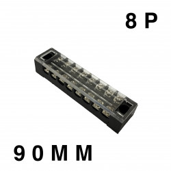 TERMINAL BLOCK 8 POSITION 15A 600V TB-1508