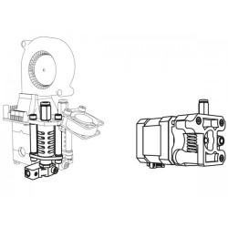 3D PRINTER K8400 SECOND EXTRUDER