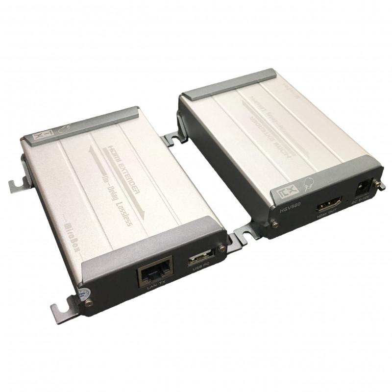 HDMI USB PORT KVM EXTENDER HS560