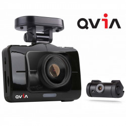 DASH CAMERA QVIA R935 FULL HD 24GB FRONT & REAR