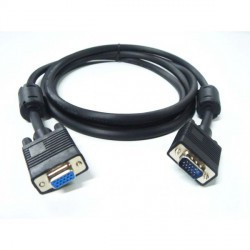 VIDEO CABLE,VGA,M/M,15M