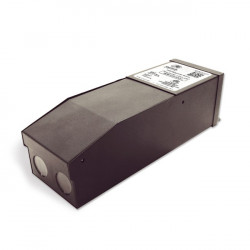 DIMMABLE LED LIGHTING TRANSFORMER, 12VDC, 200W