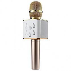 Q7 PORTABLE WIRELESS KARAOKE MICROPHONE WITH HIFI SPEAKER