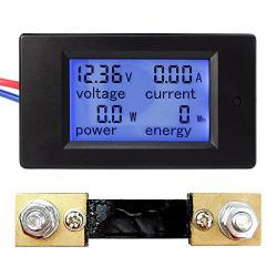 PZEM-051 LCD DC VOLT / AMP / WATT METER