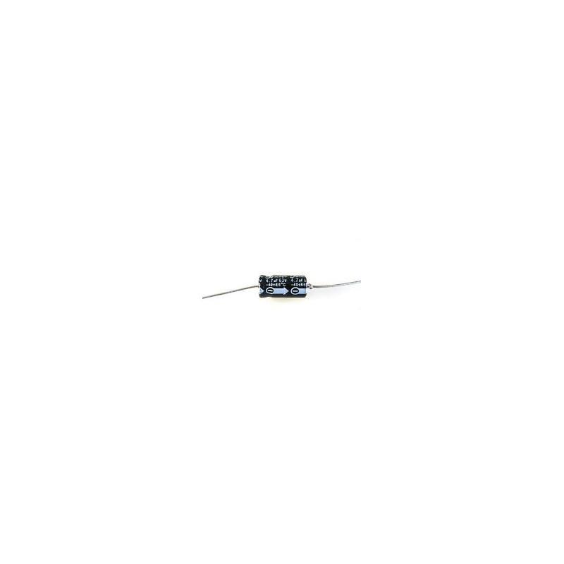 ELECTROLYTIC CAP 63V 4.7UF AXIAL