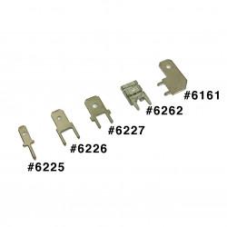 QUICK CONNECTORS PCB(M) CW-4C 5PCS/PKG