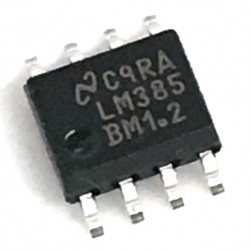 IC LM385BM 1.2 MICROPOWER VOLTAGE REFERENCES 8SOIC