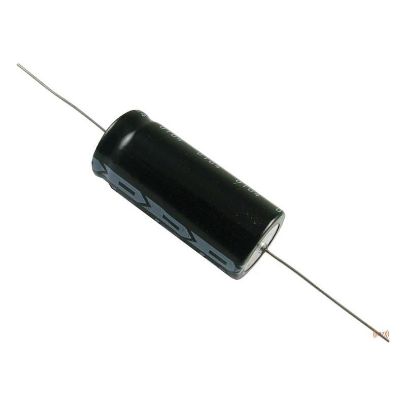 ELECTROLYTIC CAP 100V 3.3UF AXIAL