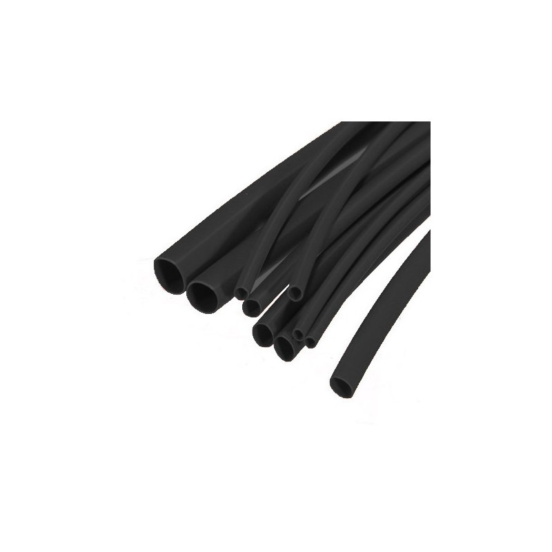 HEAT SHRINK 9.0MM, 2:1, BLACK