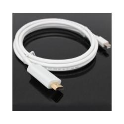 MINI DISPLAYPORT TO HDMI CABLE 2M
