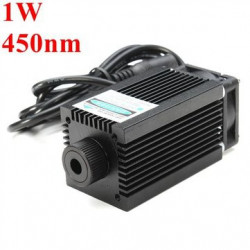 BLUE LASER MODULE 450NM 1W FOR DIY LASER KIT