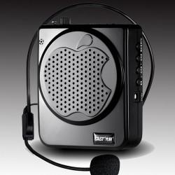 PROTABLE AMPLIFIER W/ HEAD MIC/USD/TF/FM RADIO