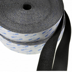 3M VELCRO, 2CM WIDE, PER FT