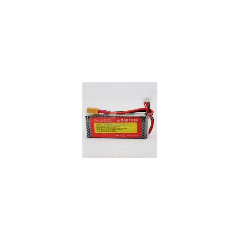 BATTERY LITHIUM POLYMER 7.4V 4200MAH 35C, XT60